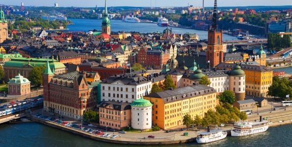 Boka minisemester i Stockholm